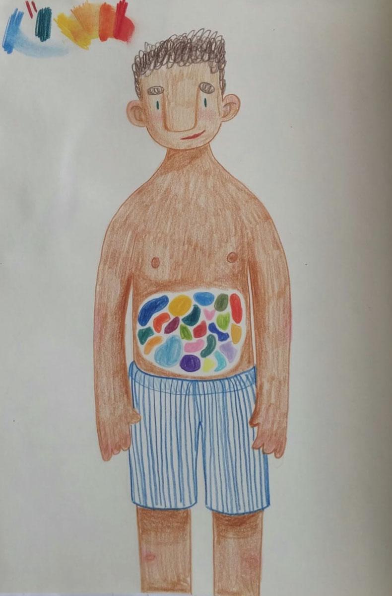Anika zum Thema «Bauchgefühl»