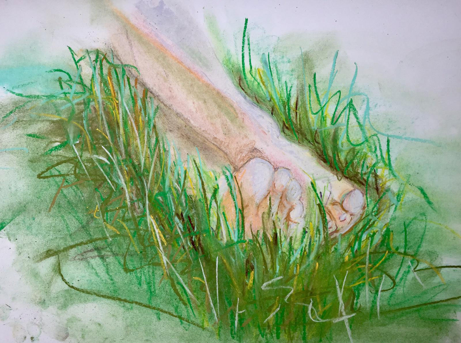 Anja zum Thema «Frühlingsgefühle»