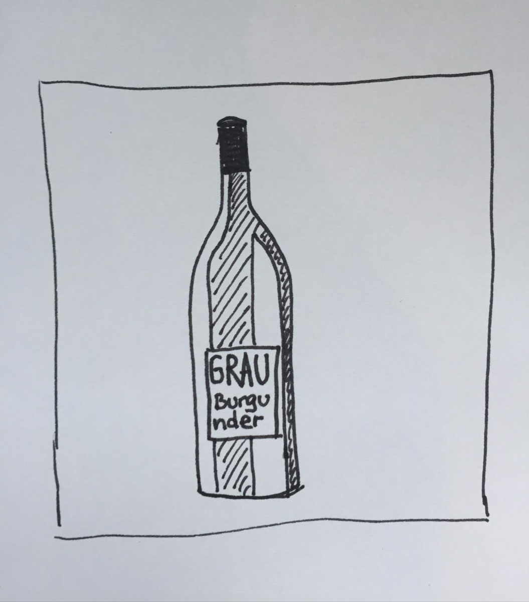Anja zum Thema «grau»