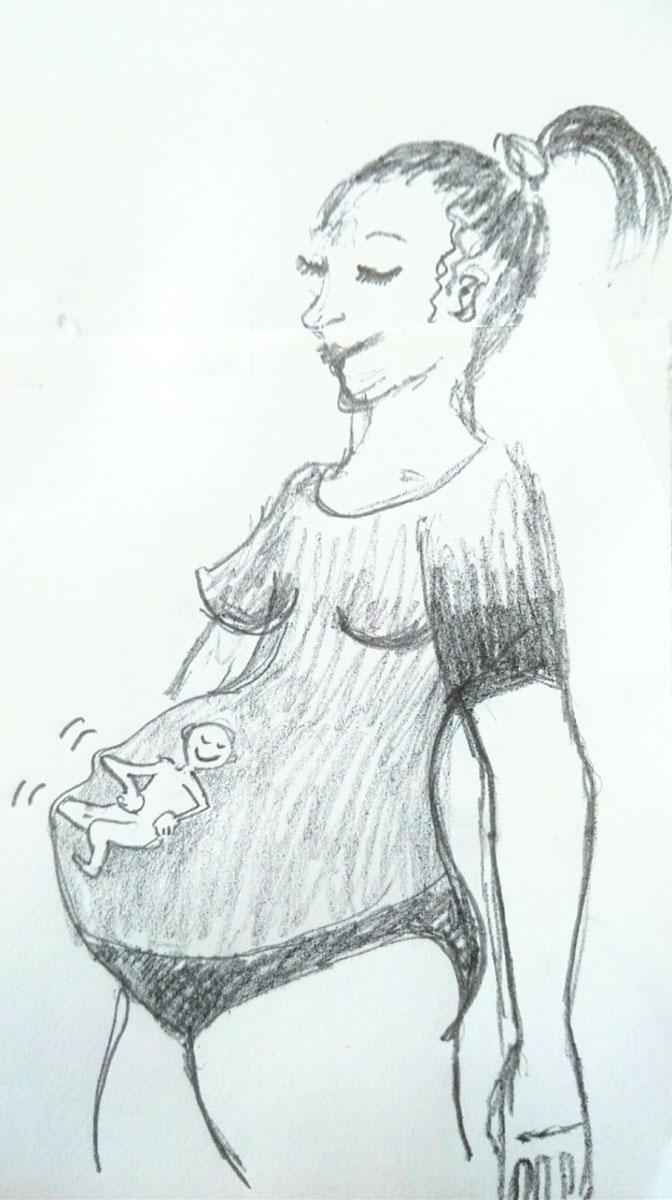Christine zum Thema «Bauchgefühl»