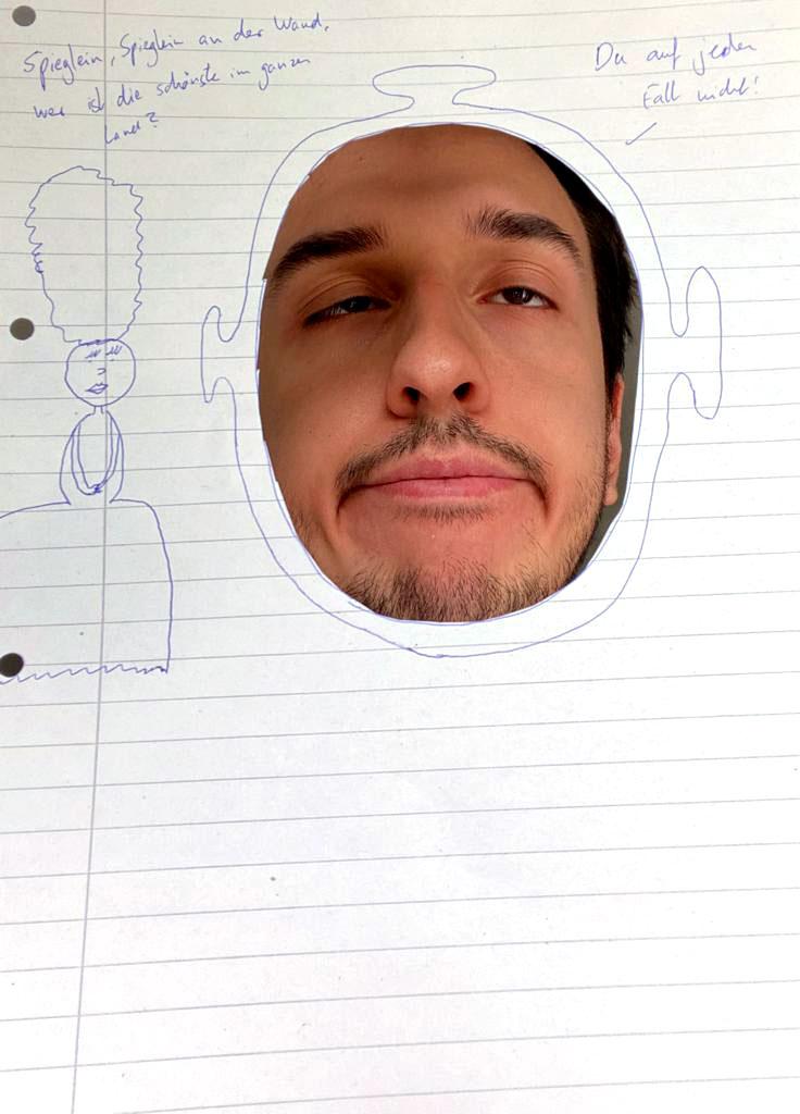 Karl zum Thema «Spiegel»
