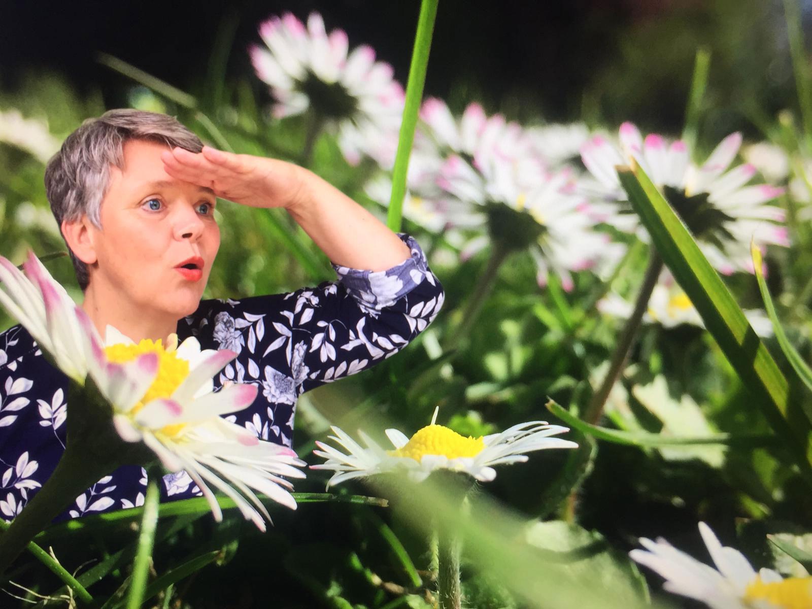 Thekla zum Thema «Frühlingsgefühle»